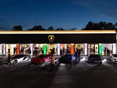 New Corporate Design Unveiled with 15,000 square-foot Showroom and New Service Center
