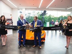 Lamborghini Opens Doors to Newly Minted Philadelphia Area Showroom