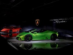Lamborghini Debuts Latest Supercars in North America Huracán EVO Coupé and Spyder