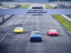 A Pure Driving Pleasure Experience 2019 Lamborghini Esperienza Zhuhai Has Perfectly Ended