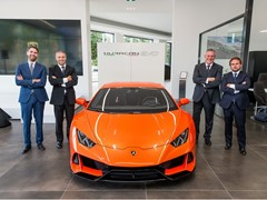 Lamborghini Adelaide Grand Opening and Huracan EVO