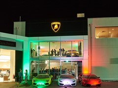 Lamborghini Perth Opens New Showroom