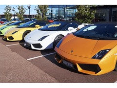 A Tour of Australia's South West Picturesque Roads: Lamborghini Perth Giro's First Ride