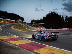 Three young Lamborghini Super Trofeo champions at the 24 Hours of Spa
