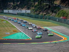 Lamborghini Super Trofeo, Middleton/Bartholomew fight back to claim stunning second win of the season at Spa