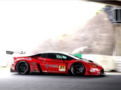 Lamborghini records first Super GT300 victory at Fuji 500 Miles