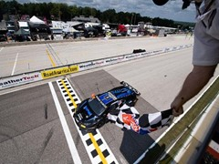 Amici and Mitchell in Pro and Ockey and Eidson in ProAm complete Weekend Sweeps at Road America