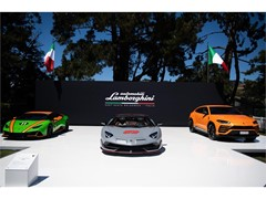 Lamborghini Revels during 2019 Monterey Car Week