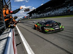 Lamborghini secure Nürburgring one-two and take Blancpain GT Series championship lead