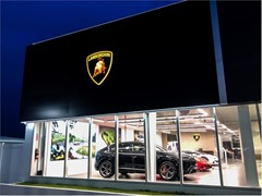 Lamborghini Expands Retail Presence to Puerto Rico