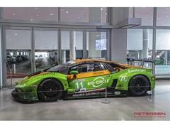 Lamborghini Celebrates Recent Racing Victories with Petersen Automotive Museum Showcase of Huracán GT3 EVO