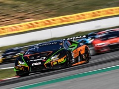 Lamborghini keep historic Triple Crown of Blancpain GT Series  at the final round of the season