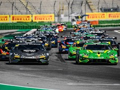 Lamborghini announces the 2020 Super Trofeo Asia, Europe and North American calendars and extends partnership with SRO