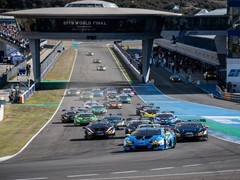 Lamborghini crowns Super Trofeo World Champions at season finale in Jerez