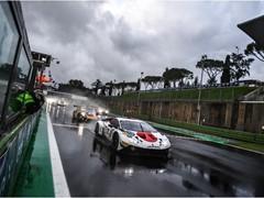 Lamborghini vince le medaglie d'oro e d'argento GT Cup nei primi FIA Motorsport Games a Vallelunga