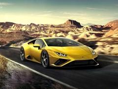 New Lamborghini Huracán EVO Rear-Wheel Drive: The driver in total control of sheer driving fun