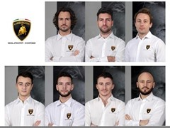 Lamborghini Squadra Corse presents the official drivers for 2020 Kroes named Best Young Driver of 2019