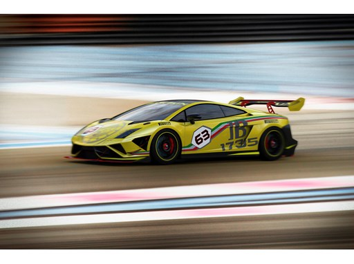 New Gallardo LP 570-4 Super Trofeo