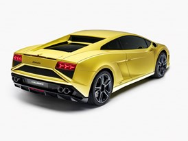 New Lamborghini Gallardo LP 560-4