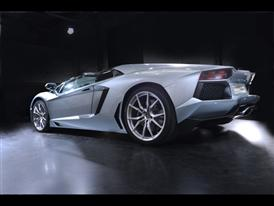 New Lamborghini Aventador LP 700-4 Roadster 1