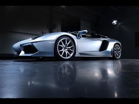 New Lamborghini Aventador LP 700-4 Roadster 2