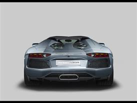 New Lamborghini Aventador LP 700-4 Roadster 6