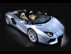 New Lamborghini Aventador LP 700-4 Roadster 9