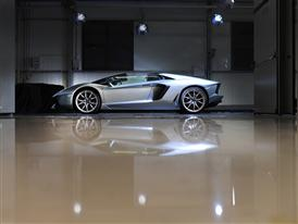 New Lamborghini Aventador LP 700-4 Roadster 10