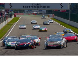 Lamborghini Blancpain Super Trofeo heads to majestic Spa Francorchamps