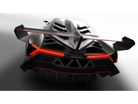 New Lamborghini Veneno