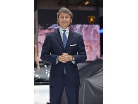 Lamborghini Press Conference at Geneva Motor Show