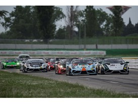 Amateur Drivers dominate in Misano 2