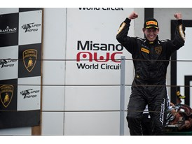 Amateur Drivers dominate in Misano 3