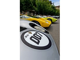 Lamborghini 50th Anniversary - May 8 14