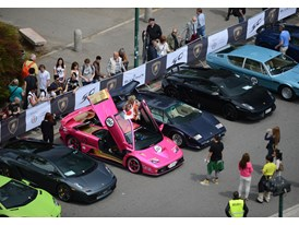 Lamborghini 50th Anniversary - May 8 15
