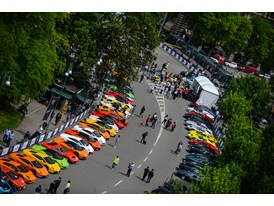 Lamborghini 50th Anniversary - May 8 16