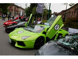 Lamborghini 50th Anniversary - May 8 26