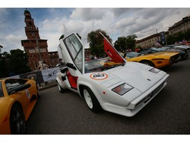 Lamborghini 50th Anniversary - May 8 38