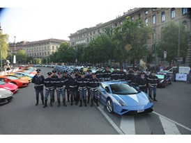 Lamborghini 50th Anniversary Grande Giro - May 8th