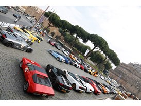 Lamborghini 50th Anniversary Grande Giro - May 10