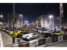 Lamborghini 50th Anniversary Grande Giro - May 11