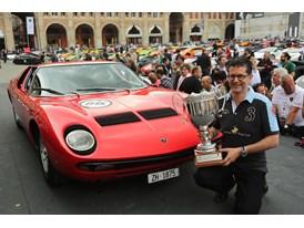 Lamborghini 50th Anniversary Grande Giro - May 11