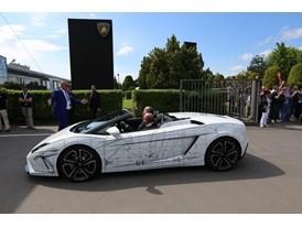 Lamborghini 50th Anniversary Grande Giro - May 12