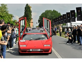 Lamborghini 50th Anniversary Grande Giro - May 12