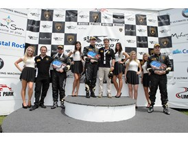 The Lamborghini Blancpain Super Trofeo Series Celebrates An Extraordinary Opening Weekend of Racing