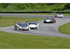 The Lamborghini Blancpain Super Trofeo Series Celebrates Opening Weekend At Lime Rock Park