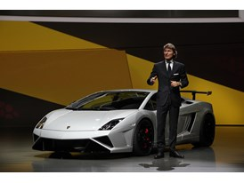 New Lamborghini Gallardo LP 570-4 Squadra Corse - Worldwide Premiere