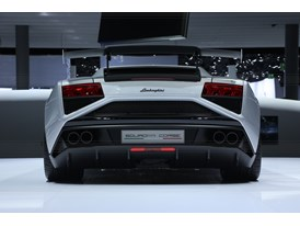 New Lamborghini Gallardo LP 570-4 Squadra Corse at 2013 Frankurt Motor Show 2