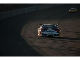 Tom O'Gara en route to winning the amateur driver championship