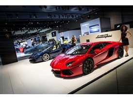 Dubai Motor Show 2